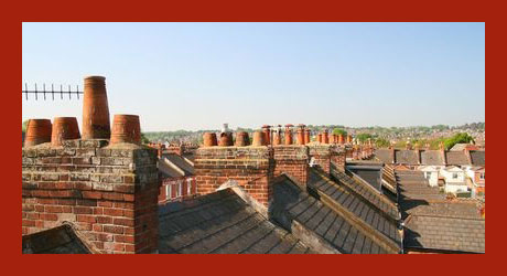 Chimney pot repairs Cambridge